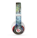 The Grungy Dark Black Branch Pattern Skin for the Beats by Dre Studio (2013+ Version) Headphones