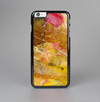 The Grungy Golden Paint Skin-Sert Case for the Apple iPhone 6 Plus