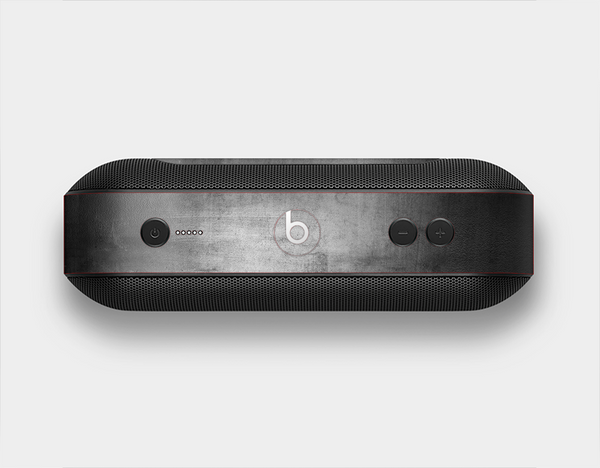 The Grungy Gray Panel Skin Set for the Beats Pill Plus