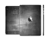 The Grungy Gray Panel Skin Set for the Apple iPad Mini 4