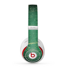 The Grungy Green Surface Design Skin for the Beats by Dre Studio (2013+ Version) Headphones