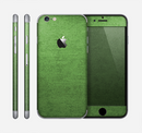 The Grungy Green Surface Skin for the Apple iPhone 6