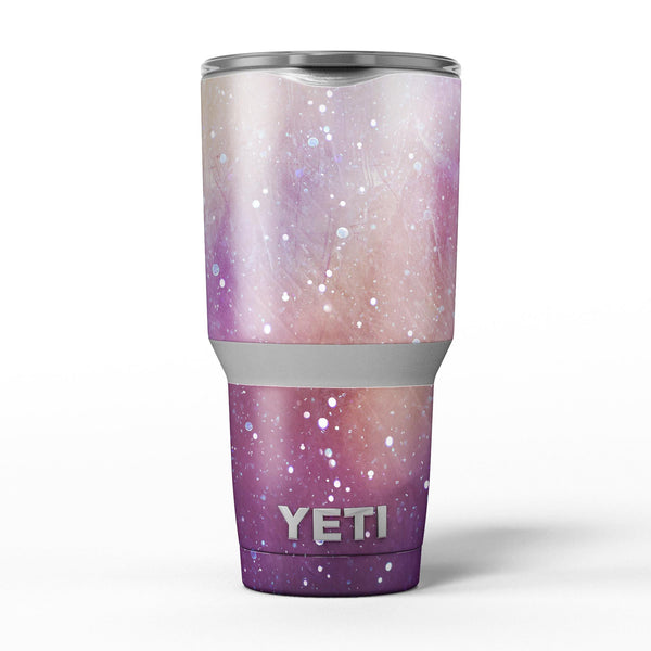 The_Grungy_Purple_and_Orange_Scratched_Surface_-_Yeti_Rambler_Skin_Kit_-_30oz_-_V5.jpg