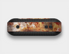 The Grungy Red Panel V3 Skin Set for the Beats Pill Plus