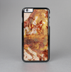 The Grungy Red Panel V3 Skin-Sert Case for the Apple iPhone 6 Plus