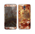 The Grungy Red Panel V3 Skin For the Samsung Galaxy S5