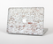 "The Grungy Red & White Brick Wall Skin Set for the Apple MacBook Pro 15"" with Retina Display"
