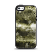 The Grungy Vivid Camouflage Apple iPhone 5-5s Otterbox Symmetry Case Skin Set