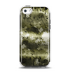 The Grungy Vivid Camouflage Apple iPhone 5c Otterbox Symmetry Case Skin Set