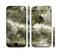 The Grungy Vivid Camouflage Sectioned Skin Series for the Apple iPhone 6 Plus