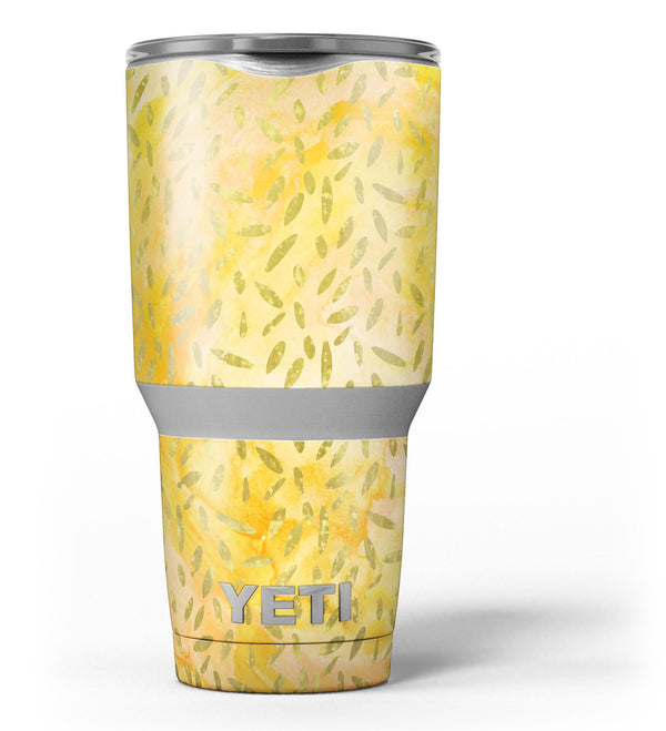 The_Grungy_Yellow_Watercolor_Under_a_Microscope_-_Yeti_Rambler_Skin_Kit_-_30oz_-_V3.jpg