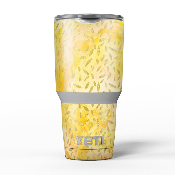 The_Grungy_Yellow_Watercolor_Under_a_Microscope_-_Yeti_Rambler_Skin_Kit_-_30oz_-_V5.jpg