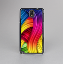 The HD Vibrant Colored Strands Skin-Sert Case for the Samsung Galaxy Note 3