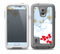 The Happy Winter Cartoon Cat Skin for the Samsung Galaxy S5 frē LifeProof Case