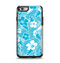 The Hawaiian Floral Pattern V4 Apple iPhone 6 Otterbox Symmetry Case Skin Set