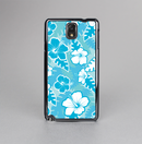 The Hawaiian Floral Pattern V4 Skin-Sert Case for the Samsung Galaxy Note 3
