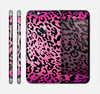 The Hot Pink Cheetah Animal Print Skin for the Apple iPhone 6
