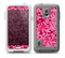 The Hot Pink Digital Camouflage Skin for the Samsung Galaxy S5 frē LifeProof Case