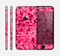 The Hot Pink Digital Camouflage Skin for the Apple iPhone 6