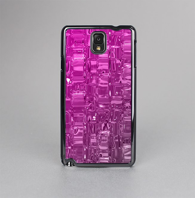 The Hot Pink Mercury Skin-Sert Case for the Samsung Galaxy Note 3