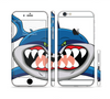 The Hungry Cartoon Shark Sectioned Skin Series for the Apple iPhone 6 Plus