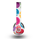 The Icon Shaped Color Buttons Skin for the Beats by Dre Original Solo-Solo HD Headphones