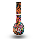 The Intricate Colorful Swirls Skin for the Beats by Dre Original Solo-Solo HD Headphones