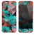 The Inverted Abstract Butterfly Shadow V3 Skin for the iPhone 3, 4-4s, 5-5s or 5c