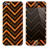 The Inverted Icey Sharp Chevron Pattern Skin for the iPhone 3, 4-4s, 5-5s or 5c