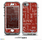 The Joy & Love WordCloud Wallpaper Skin for the iPhone 5-5s NUUD LifeProof Case for the lifeproof skins