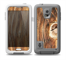 The Knobby Raw Wood Skin for the Samsung Galaxy S5 frē LifeProof Case