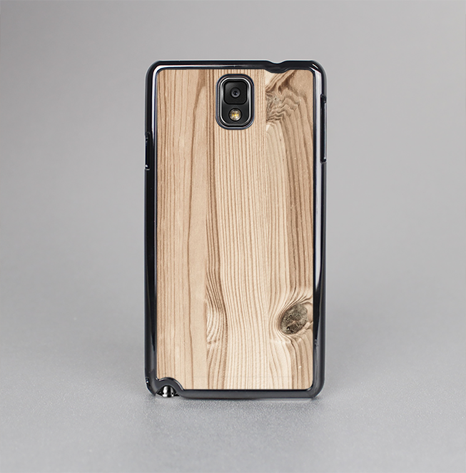 The LIght-Grained Wood Skin-Sert Case for the Samsung Galaxy Note 3