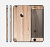 The LIght-Grained Wood Skin for the Apple iPhone 6 Plus