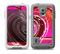 The Large Deep Pink Heart Skin for the Samsung Galaxy S5 frē LifeProof Case