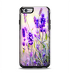 The Lavender Flower Bed Apple iPhone 6 Otterbox Symmetry Case Skin Set