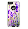 The Lavender Flower Bed Skin For The iPhone 5-5s Otterbox Commuter Case