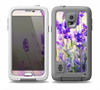 The Lavender Flower Bed Skin for the Samsung Galaxy S5 frē LifeProof Case