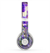 The Lavender Flower Bed Skin for the Beats by Dre Solo 2 Headphones