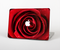 "The Layered Red Rose Skin Set for the Apple MacBook Pro 15"" with Retina Display"