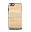 The LightGrained Hard Wood Floor Apple iPhone 6 Plus Otterbox Symmetry Case Skin Set
