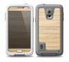 The LightGrained Hard Wood Floor Skin for the Samsung Galaxy S5 frē LifeProof Case