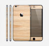 The LightGrained Hard Wood Floor Skin for the Apple iPhone 6 Plus