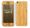 The Light Bamboo Wood Skin for the Apple iPhone 5c