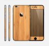 The Light Bamboo Wood Skin for the Apple iPhone 6