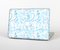 "The Light Blue Droplet Sprout Pattern Skin Set for the Apple MacBook Pro 15"" with Retina Display"