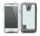 The Light Blue Floral Branches Skin for the Samsung Galaxy S5 frē LifeProof Case