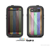 The Light Color Planks Skin For The Samsung Galaxy S3 LifeProof Case