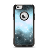The Light & Dark Blue Space Apple iPhone 6 Otterbox Commuter Case Skin Set