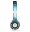The Light & Dark Blue Space Skin for the Beats by Dre Solo 2 Headphones