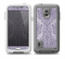 The Light Purple Damask Floral Pattern Skin for the Samsung Galaxy S5 frē LifeProof Case